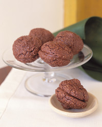 Chocolate-Almond Marsala Cookies