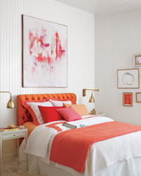 Statement-Making Headboard Ideas and More Bedroom Decorating Tips