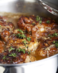 emerils braised chicken thighs