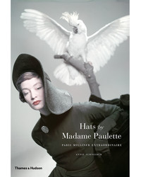 "On Sharkey's Shelf: ""Hats by Madame Paulette: Paris Milliner Extraordinaire"""