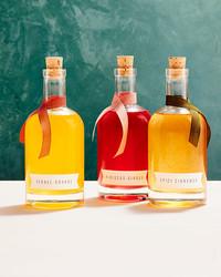 homemade syrups