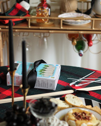 Blogger Party with Martha Stewart Lights