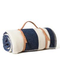 Easy DIY Picnic Blanket Carrier
