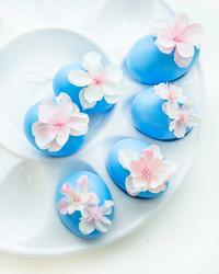 Make These Cherry Blossom Easter Eggs for Spring