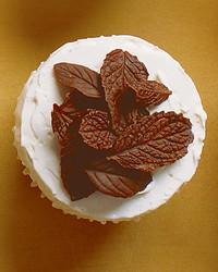 Chocolate-Mint Cupcakes