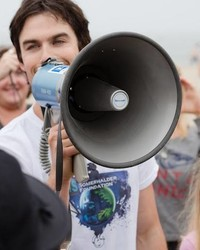Ian Somerhalder is On a Mission to Make Our Oceans Clean Again