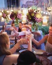 How a Community Garden Hosts a Delicious Potluck Party