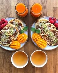 Beautiful Breakfasts Anyone?