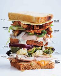 Thanksgiving Turkey Makes the Best Sandwiches!