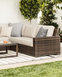 The Perfect (Guilt-Free) Patio Furniture We're Obsessed With This Summer