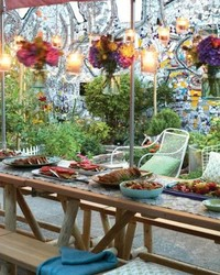An Effortlessly Boho-Chic Party on a Budget