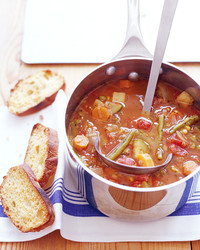 Big Batch Vegetable Soup