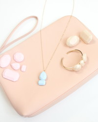3 Ways to Embellish an Accessory With Easy-to-Make Clay Gemstones