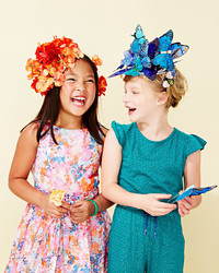 One Magical Fairy Headpiece — Two Ways!