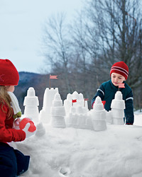 Snow Day? Make an Impromptu Party out of It