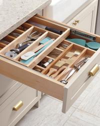 Behind the Door: 17 Clever Ways to Organize Your Kitchen