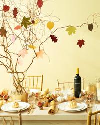 Darcy Miller's Thanksgiving Tabletop
