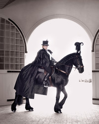 Ghostly Equestrienne Costume