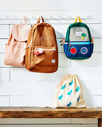 Quick! School Starts Now: Here are 3 Ideas for a DIY Backpack