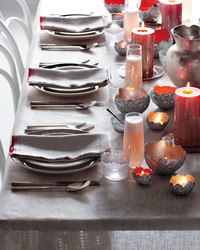 Set the Stage With These Lustrous-Light Candleholders