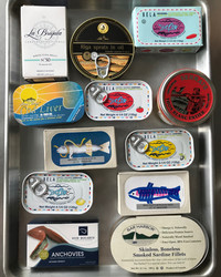 Why Our Food Editors Are Tinned Fish Aficionados