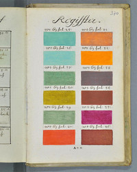 This is What an Encyclopedia of Paint Colors Looked Like 300 Years Ago