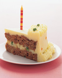 birthday meat loaf cake