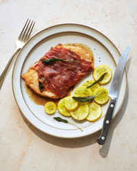 Chicken Saltimbocca With Sage