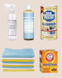Cleaning Products 101