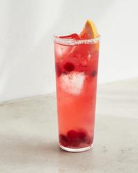 蔓越莓雪碧鸡尾酒