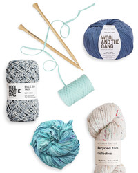 Eco-Friendly Yarns That Help You Do Good with Your Next Knitting Project