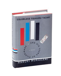 "September Book Club: ""Colorless Tsukuru Tazaki and His Years of Pilgrimage"""