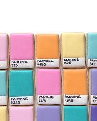 Seeing is Believing: It's Every Pantone Color On A Cookie!
