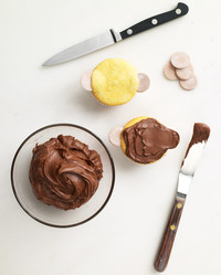 monkey cupcake supplies