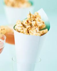 rosemary caramel popcorn