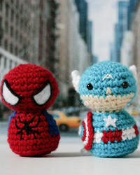 There is a Massive Crochet Scavenger Hunt Happening in New York City