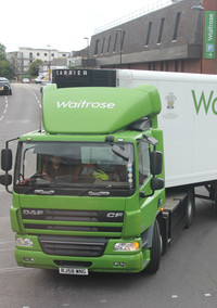 A British Supermarket Chain is Using Food Waste to Power Fuel its Delivery Trucks
