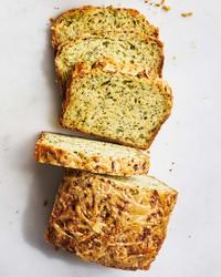 zucchini parmesan bread