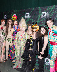 Exclusive: Enter the Garden of Earthly Delights at Bette Midler's Hulaween Gala This Year