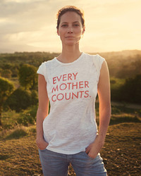 Christy Turlington Burns is a Mom on a Mission
