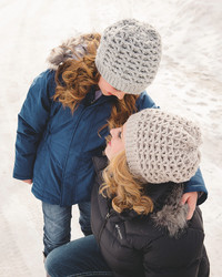 How to Crochet a Comfy, Chunky Hat in Any Size