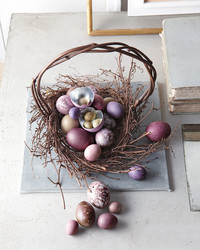 Martha's Stunning Easter-Basket Creations