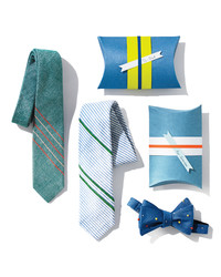 Sewing: Personalize a Father's Day Tie with Stitches
