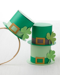 Mini Leprechaun Hat Accessory