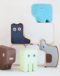 This Fun, Multi-Functional Kids' Furniture Encourages Creativity