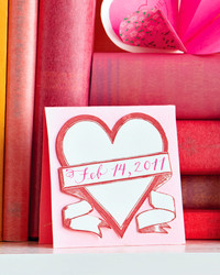 Heart-Shaped Crafts