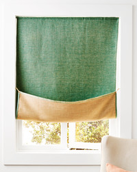 Give Any Room an Instant Color Lift With This Reversible Linen Curtain