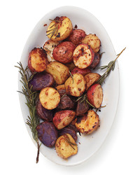 Sun-Dried-Tomato Roasted Potatoes