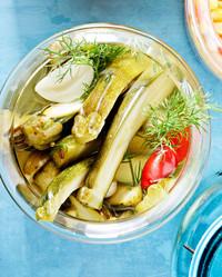 zucchini dill pickles