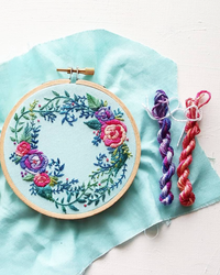 7 Embroidered Flowers We're Loving for Spring